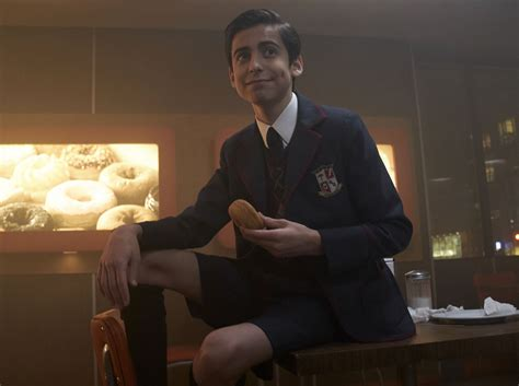The Umbrella Academy: Aidan Gallagher on Playing Number