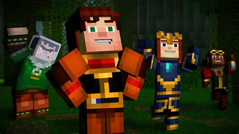 """Minecraft: Story Mode is getting three """"add-on"""" episodes"""