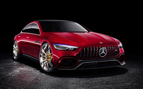 Mercedes AMG GT Concept 4K 2017 Wallpapers   HD Wallpapers