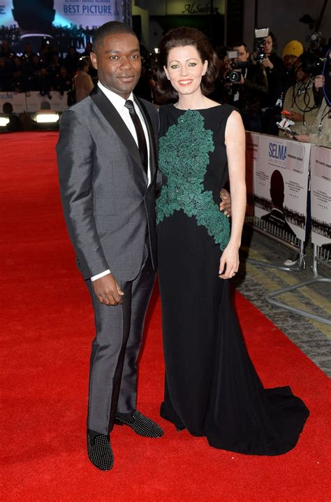 David Oyelowo Hits the Red Carpet with His Wife Jessica