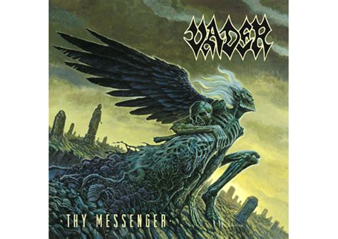 """VADER - announce new EP """"Thy Messenger""""! - Nuclear Blast"""