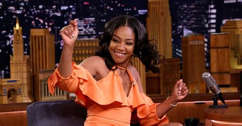 Tiffany Haddish: Brad Pitt date acted out with Jimmy