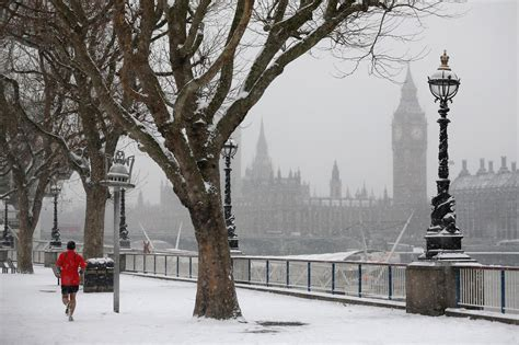 London snow forecast: 'Whiteout' expected as heavy snow