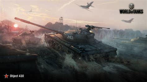 Obj 430 World of Tanks Wallpapers | HD Wallpapers | ID #13960