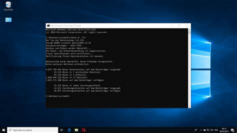 How to find and repair disk errors with CHKDSK – Ashampoo