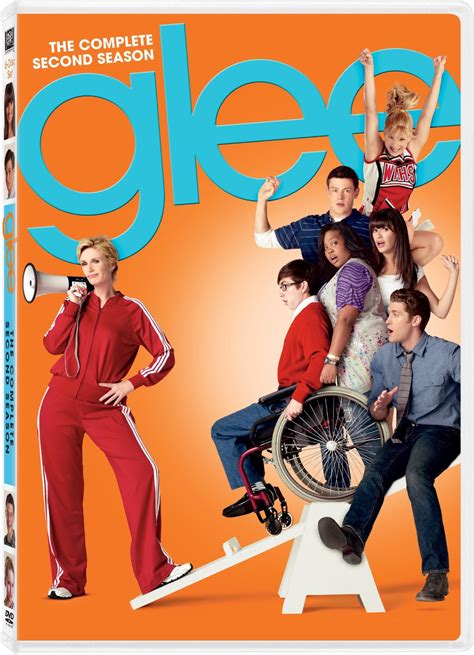 Glee: The Complete Second Season | Glee TV Show Wiki