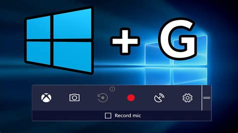 The Free built-in Windows 10 Screen Recorder - YouTube