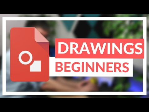 Google Drawings 101 Part 1 - YouTube