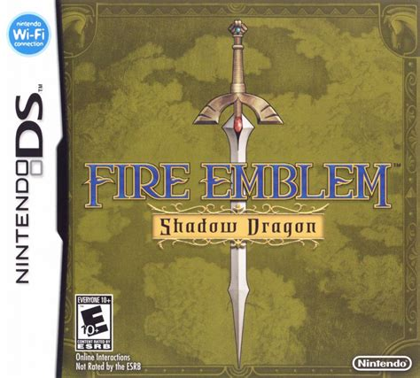 Fire Emblem: Shadow Dragon for Nintendo DS (2008) - MobyGames