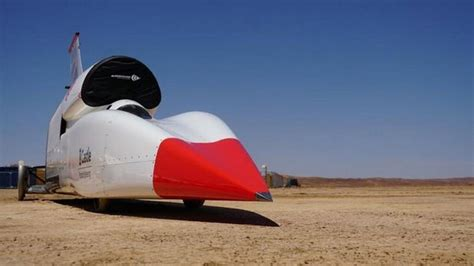 Powered by a fighter jet engine and a claimed top speed of
