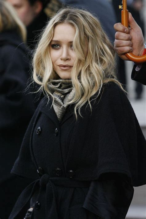 Olsens Anonymous Blog Mary Kate Olsen Twins Style Beauty