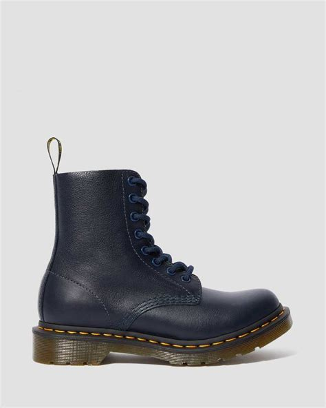 1460 PASCAL VIRGINIA LEATHER ANKLE BOOTS | Dr