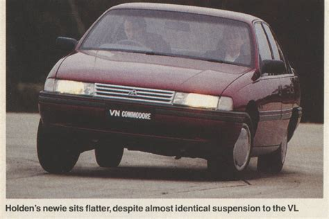 1988 Holden Commodore: Always a Commodore - VN first drive