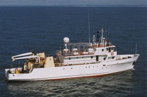 Steel 36m Supply/Support Ship For Sale | Ensign Ship Brokers