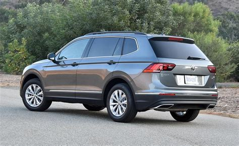 Ratings and Review: 2018 Volkswagen Tiguan - NY Daily News