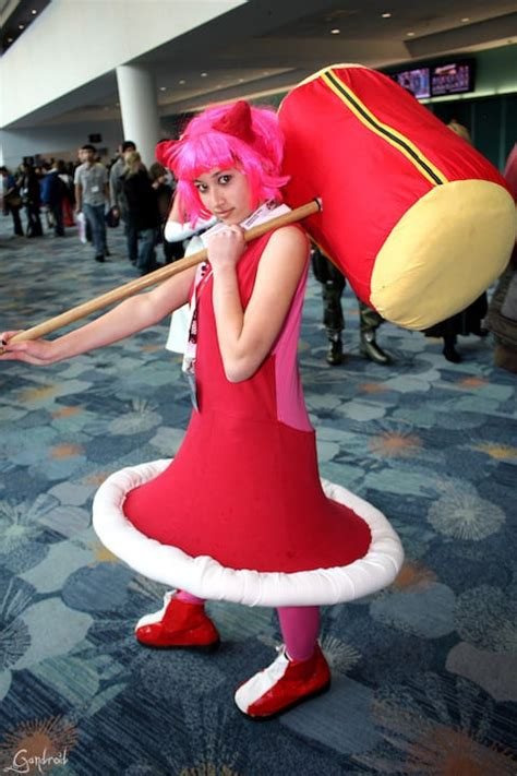 Amy Rose From Sonic the Hedgehog | Video Game Costumes