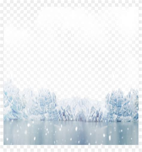 #mq #white #snow #ice #snowing - Snow, HD Png Download