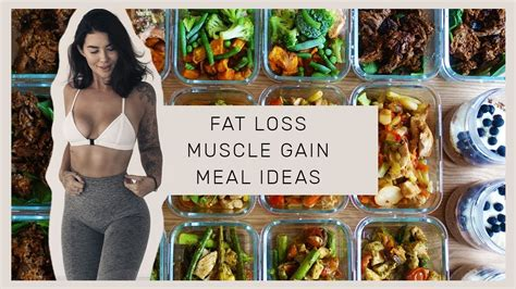 MEAL PREP WITH ME - Easy & Fast - High Protein Meals for