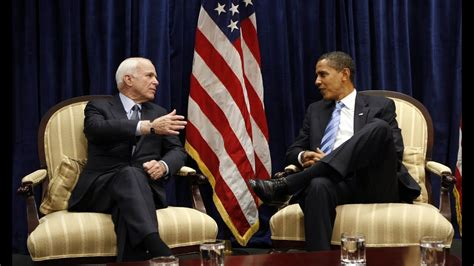 McCain defended Obama as a 'decent person' during the 2008