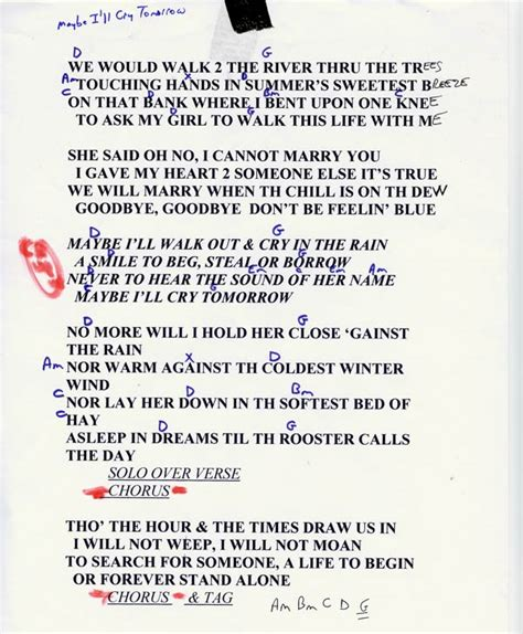 The Coal Porters Lyrics and Chords - The Official Website