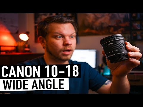 Canon EF-S 10-18mm f/4