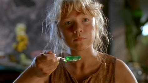 The Little Girl From 'Jurassic Park' Is All Grown Up and