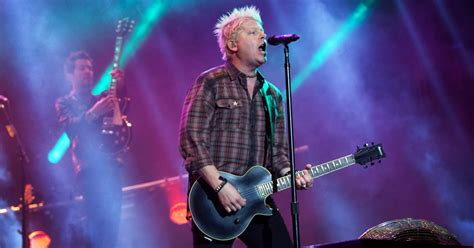 Offspring's Dexter Holland Finishes Ph