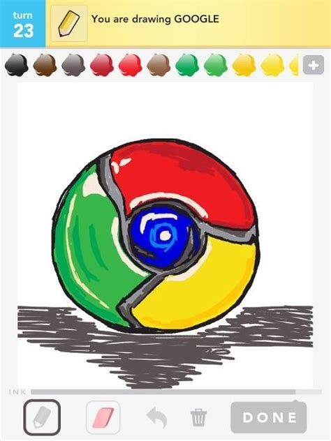 Google Drawings - How to Draw Google in Draw Something