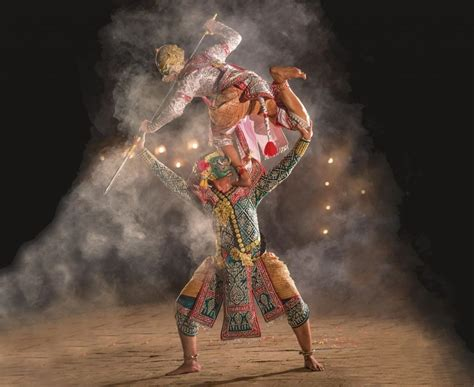 Best traditional performing arts in South-east Asia