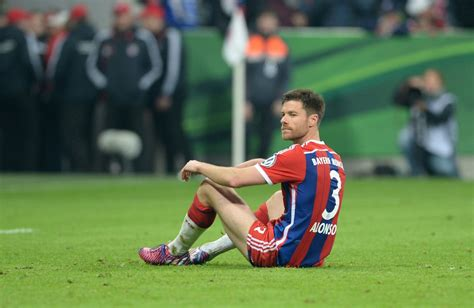 Liverpool legend Xabi Alonso is playing as a centre back