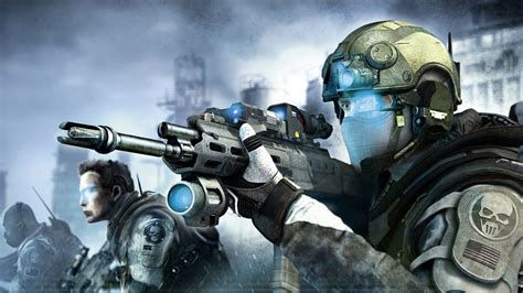 Ghost Recon Shadow Wars Wallpapers | HD Wallpapers | ID #11371